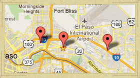 Food City El Paso Locations
