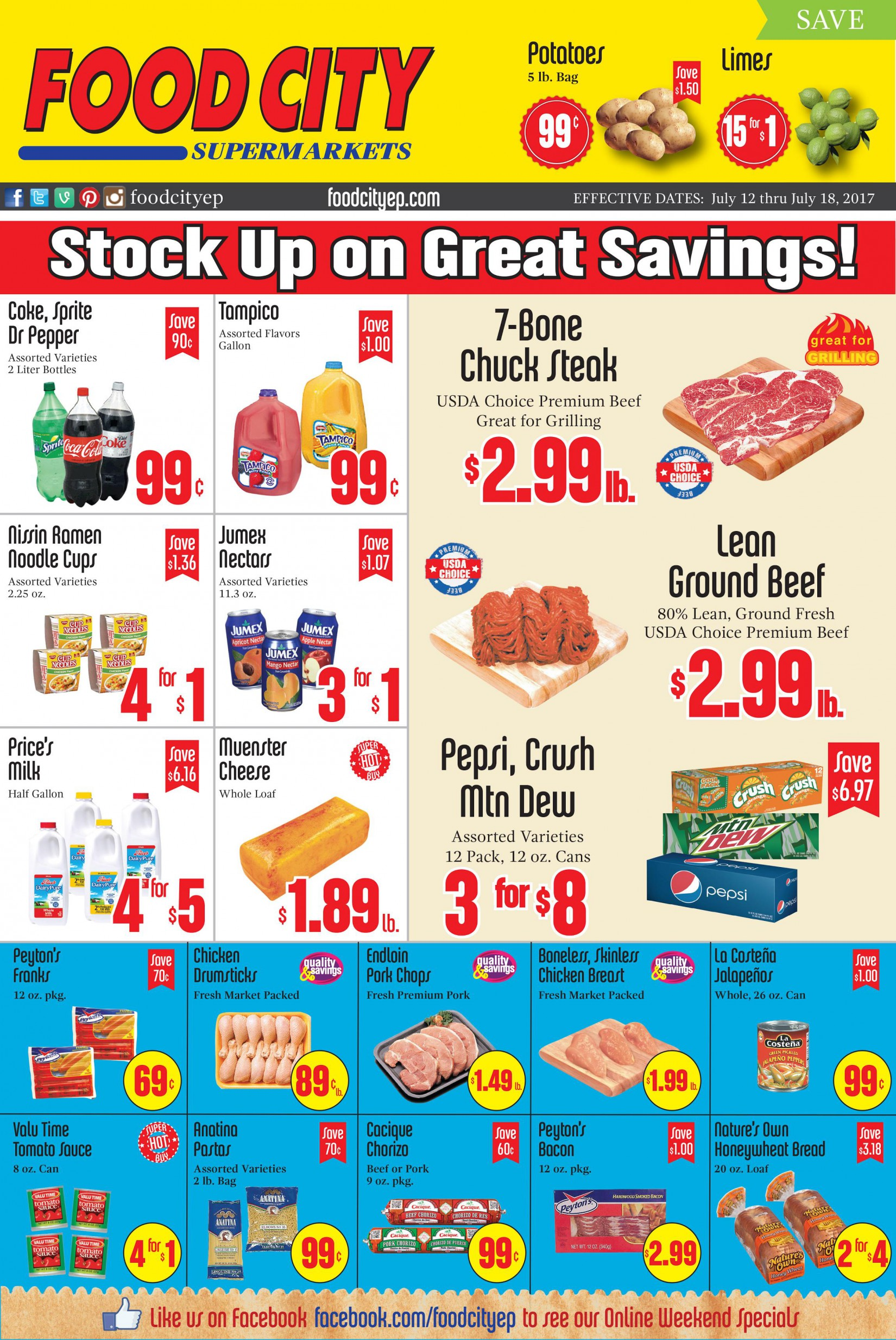 Food City Locations In El Paso Tx
